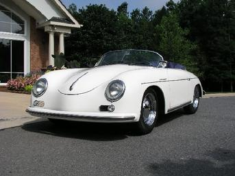 beck 356 speedster replica porsche